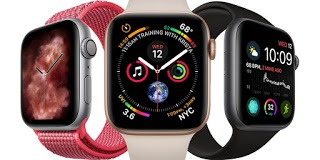 Montre Connectée Apple Watch Serie 5