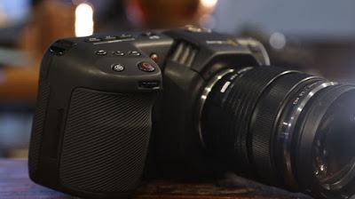 Blackmagic pocket cinema camera 4k en test.