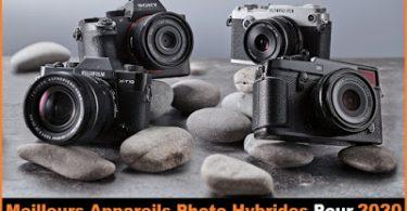 Meilleurs Appareils Photo Hybride pour 2021.