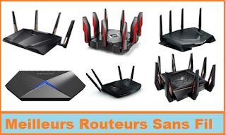 Meilleurs Routeurs WiFi Sans Fil 2021.