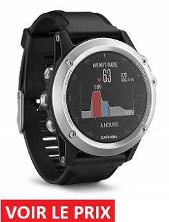 meilleur montre connectée GPS