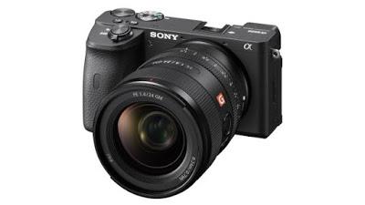 Test Sony a6600