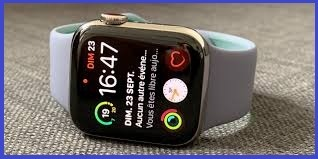 Test Apple Watch Serie 4