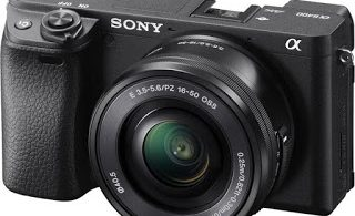 Test Sony a6400