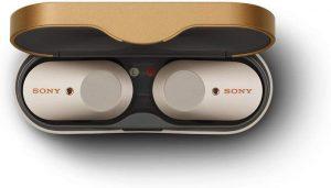 Sony WF-1000XM3 Écouteurs sans fil Bluetooth à Réduction de Bruit