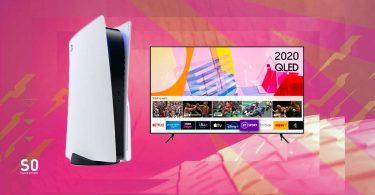 Meilleur TV 4K pour PS5.
