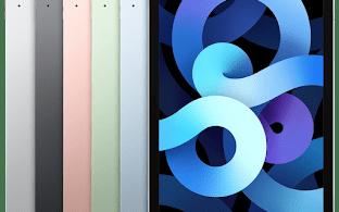 test apple iPad Air 4