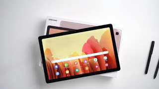 Test Samsung Galaxy Tab A7 10.4