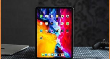test apple iPad pro 2020